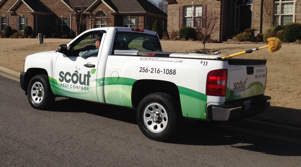 Scout Pest Control is a Locally owned and operated business.